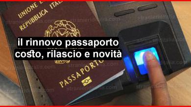 Photo of Guida semplice per il rinnovo passaporto 2019