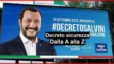 Photo of Decreto sicurezza 2019 : stop ai permessi umanitari