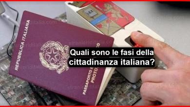 Photo of Quali sono le fasi della cittadinanza italiana e cosa significano?