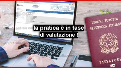 Photo of Cittadinanza italiana   la pratica è in fase di valutazione: cosa significa?
