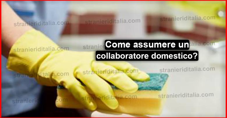 Come assumere un collaboratore domestico? (Guida completa)