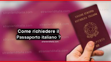 Photo of Come richiedere il passaporto italiano?