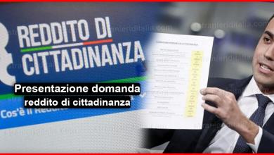 Photo of Presentazione domanda reddito di cittadinanza: cosa fare dopo?