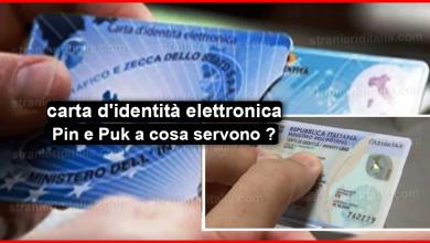 Photo of Carta d'identità elettronica: PIN a cosa serve?