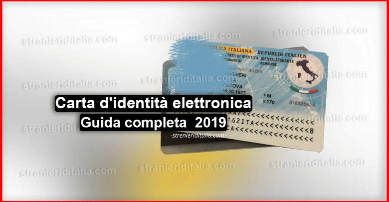 Carta d'identità elettronica (CIE) - Numero PIN, Caratteristiche e altre informazioni