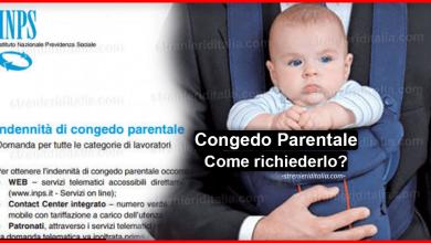 Photo of Congedo Parentale 2019: come funziona e come richiederlo?