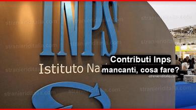 Photo of Contributi Inps mancanti, cosa fare? e come richiederli all'Inps?