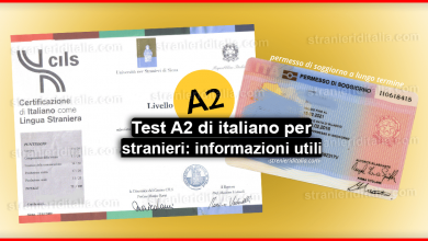 Photo of Come fare il test A2 di italiano per stranieri? informazioni utili