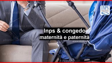 Photo of Inps & congedo maternità e paternità per lavoratori/rici dipendenti