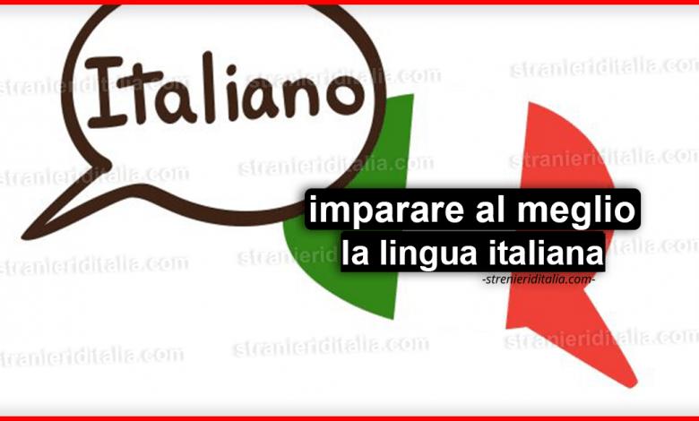Imparare l'italiano: qualche dritta per imparare al meglio la lingua