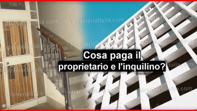 Photo of Ripartizione spese condominiali: Cosa paga il proprietario e l'inquilino?