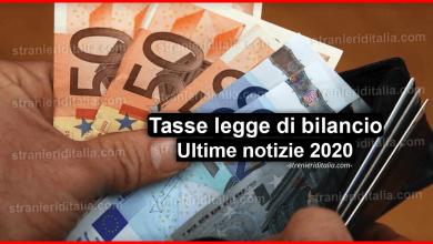 Photo of Tasse legge di bilancio 2020: Quali sono le tasse che saranno introdotte?