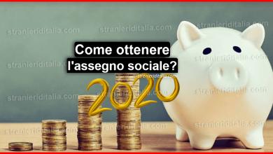 Photo of Assegno sociale 2020: Inps requisiti età reddito, importo pensione