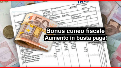 Photo of Bonus cuneo fiscale 2020: Aumento in busta paga!
