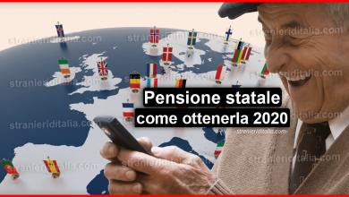 Photo of Pensione statale all'estero: Ecco come ottenerla 2020