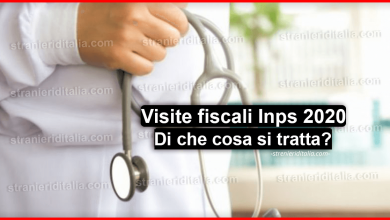 Photo of Visite fiscali Inps 2020: Di che cosa si tratta? e come comportarsi?