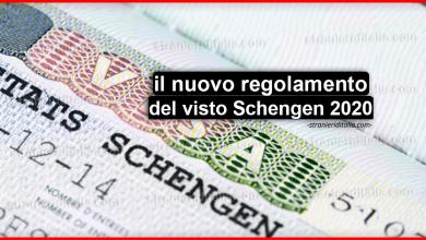 Photo of Visto Schengen 2020: Ecco il nuovo regolamento 2020!
