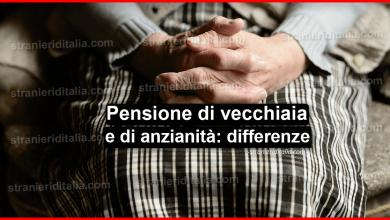 Photo of Pensione di vecchiaia e di anzianità: Quali sono le differenze?
