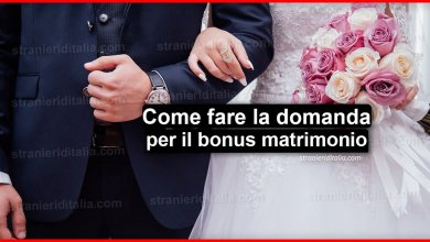 Photo of Bonus matrimonio 2020: Di che cosa si tratta e chi ne beneficia?