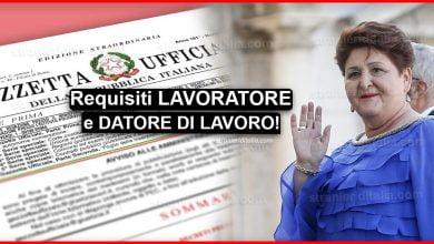 Photo of Sanatoria immigrati 2020, Requisiti LAVORATORE e DATORE DI LAVORO