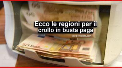 Photo of Cassa integrazione: ecco le regioni per il crollo in busta paga
