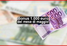 Photo of Bonus 1.000 euro del mese di maggio: come richiederlo e a chi spetta?