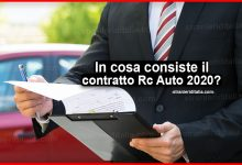 Photo of Contratto Rc auto: nuove regole a partire dal 2 luglio 2020