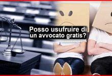 Photo of Sfratto e gratuito patrocinio: Posso usufruire di un avvocato gratis?