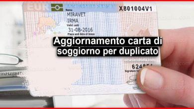 Carta Blu UE - stranieriditalia