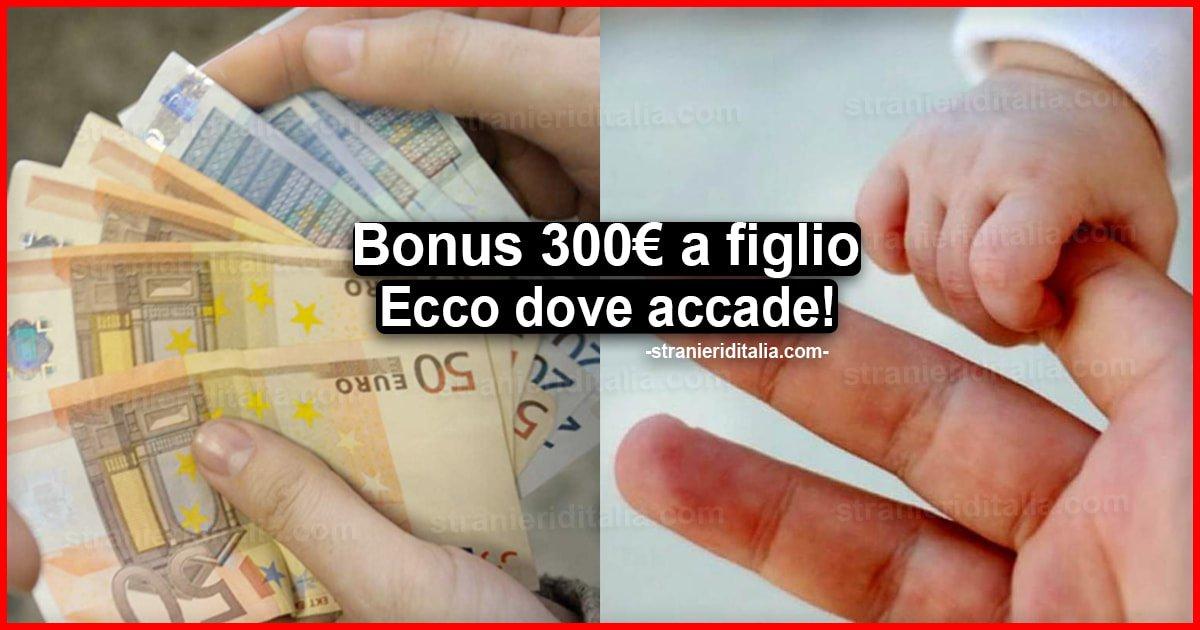Kindergeld 300 Euro Bonus